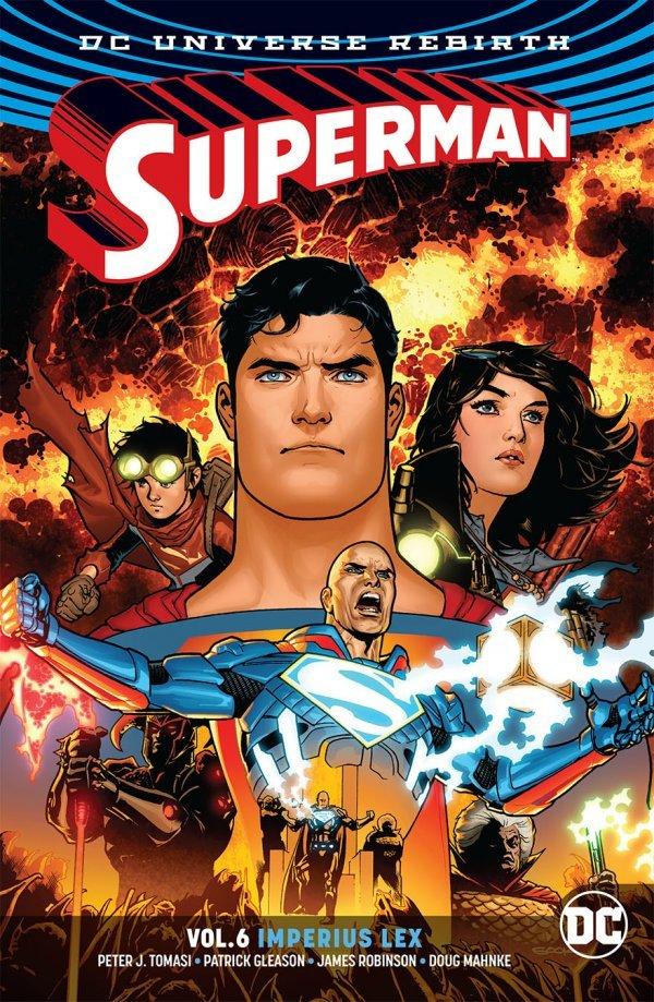 Superman Vol. 6: Imperius Lex TP