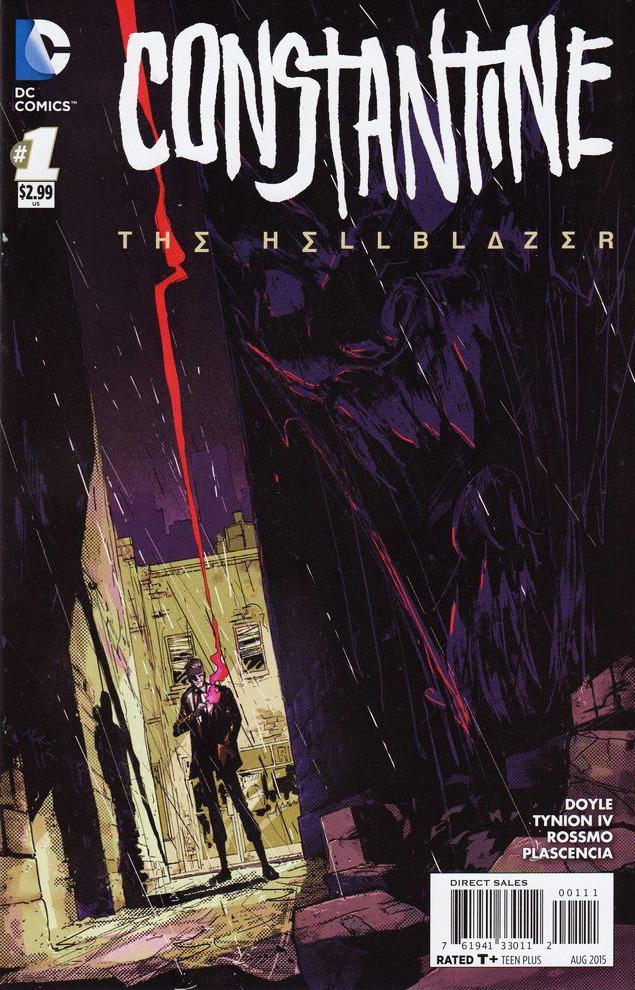 Constantine: The Hellblazer #1