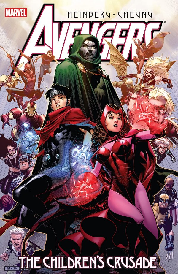 Avengers: The Children's Crusade HC