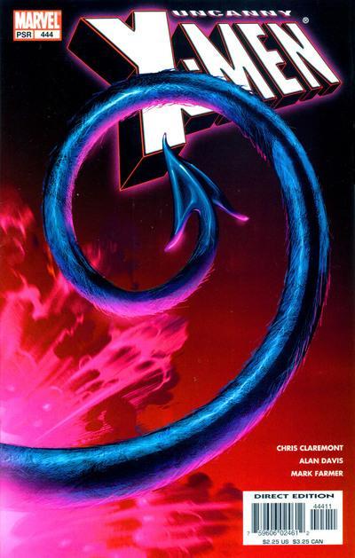 Uncanny X-Men #444