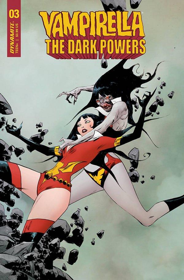 Vampirella: The Dark Powers #3