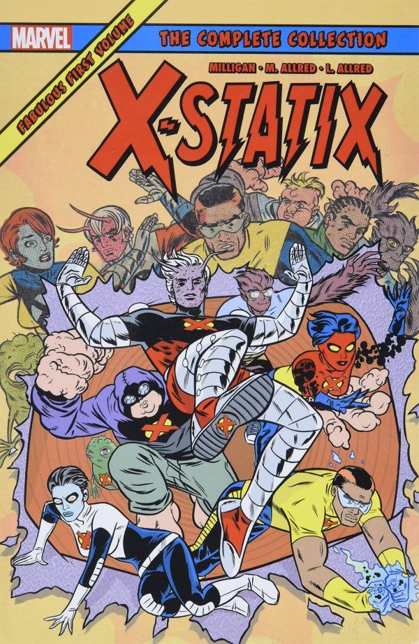 X-Statix: The Complete Collection Vol. 1 TPB