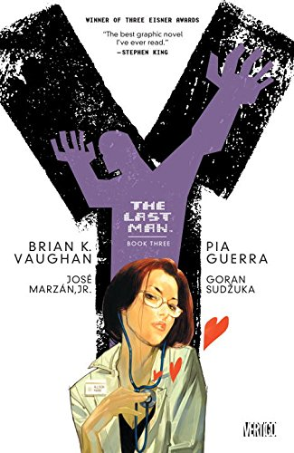 Y: The Last Man Book 4 TP