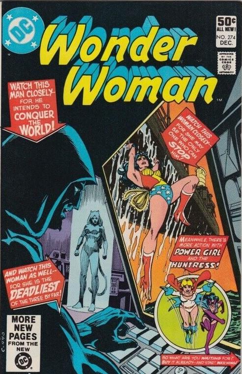 Wonder Woman #274