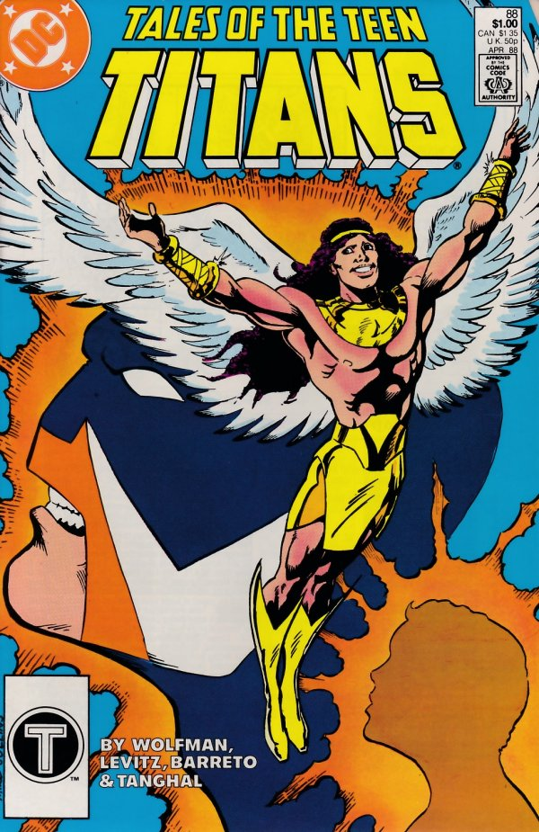 Tales of the Teen Titans #88