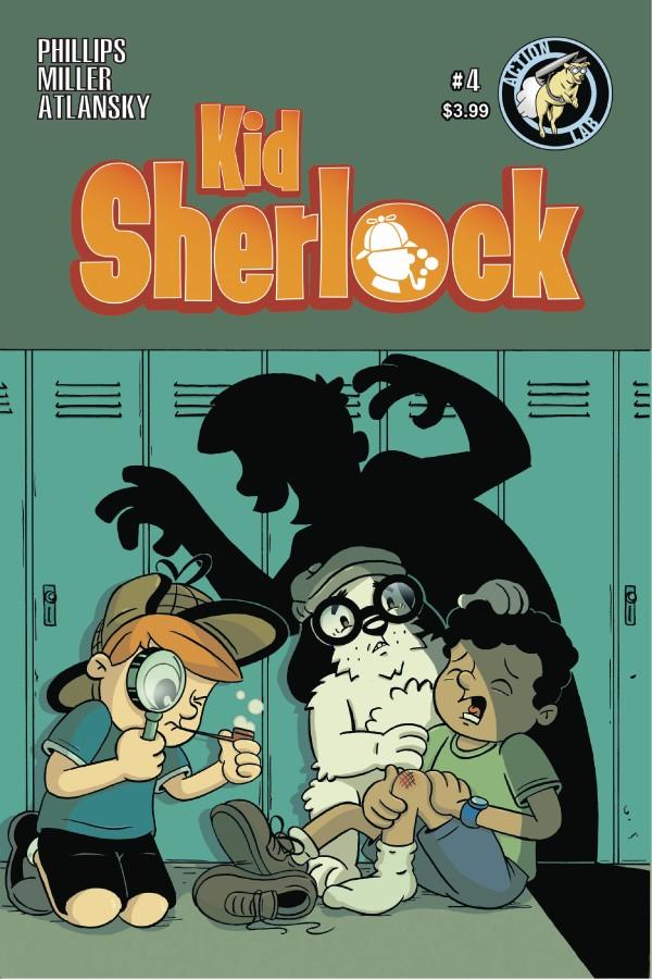 Kid Sherlock #4