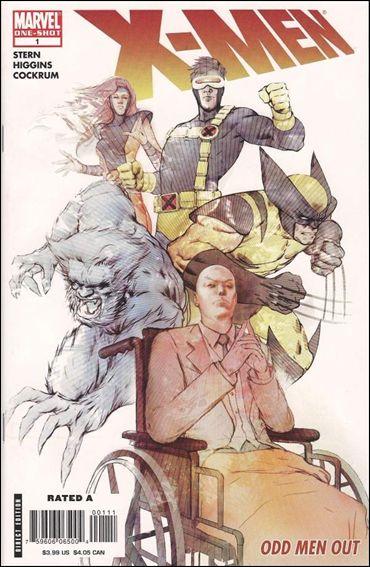 X-Men: Odd Men Out