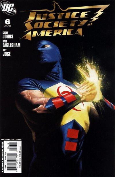 Justice Society of America #6