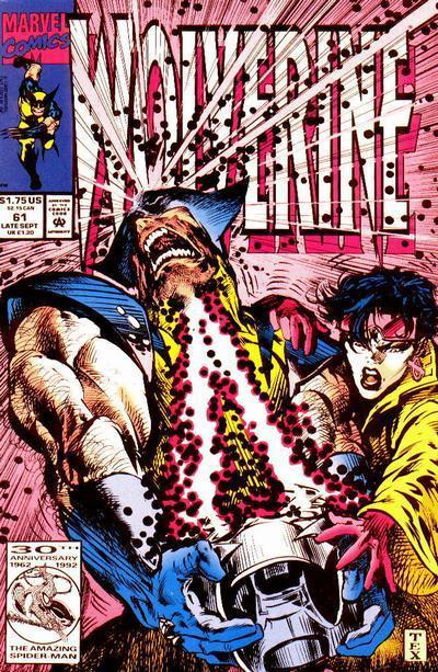 Wolverine #61