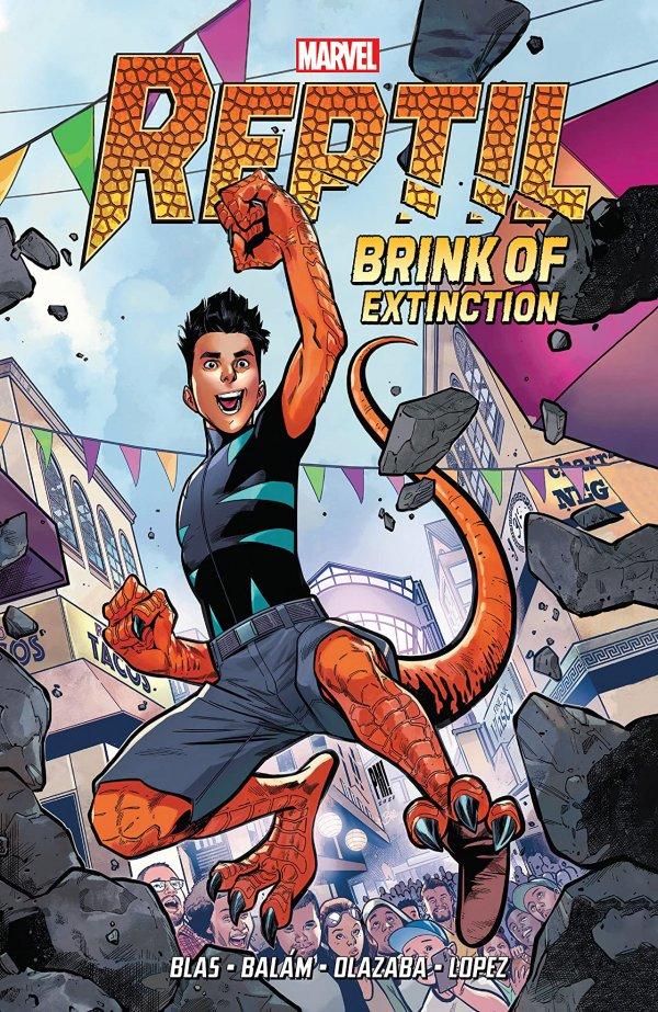 Reptil: Brink of Extinction GN-TP