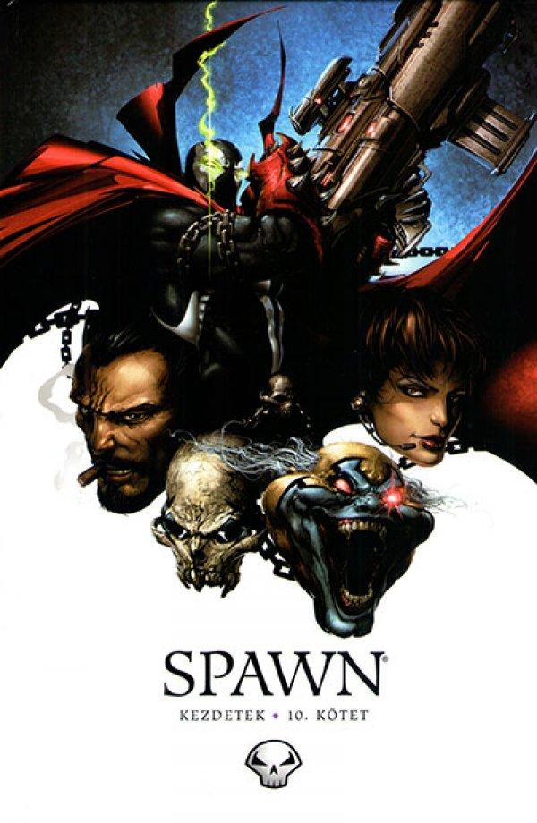 Spawn Kezdetek 10. Kötet HC