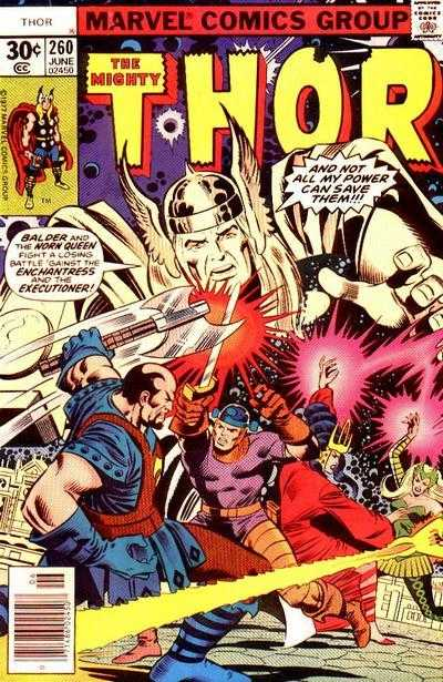 The Mighty Thor #260