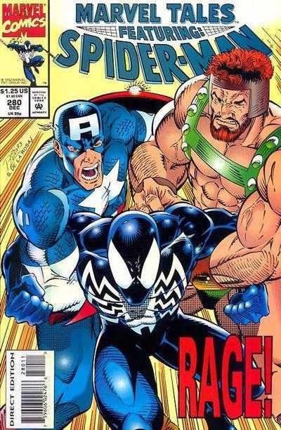 Marvel Tales #280