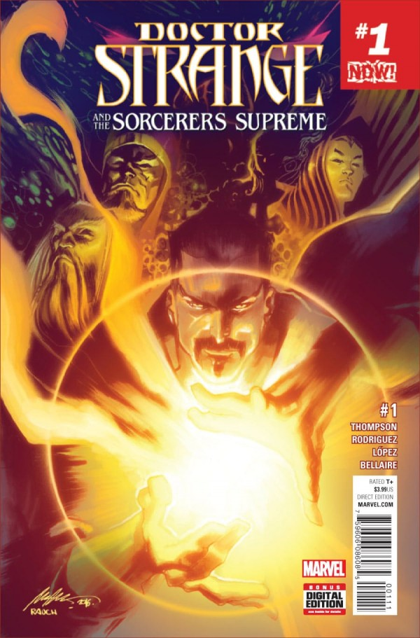 Doctor Strange and the Sorcerers Supreme #1