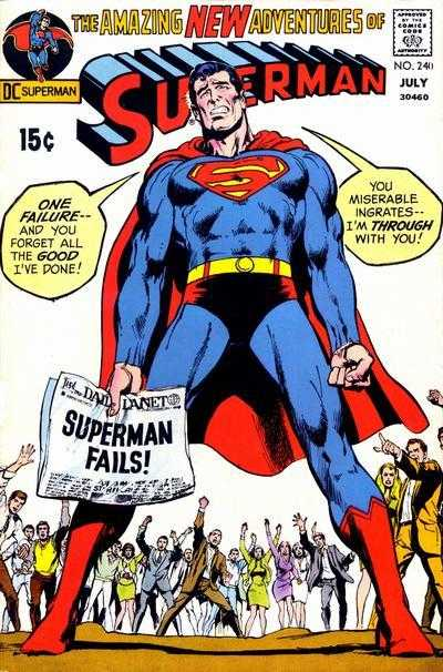 Superman #240