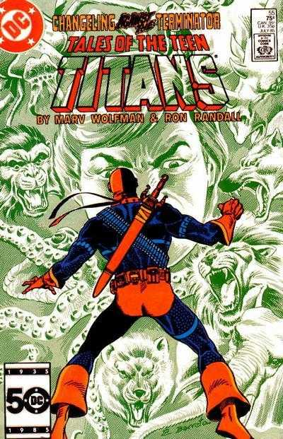Tales of the Teen Titans #55