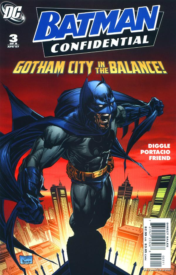 Batman Confidential #3