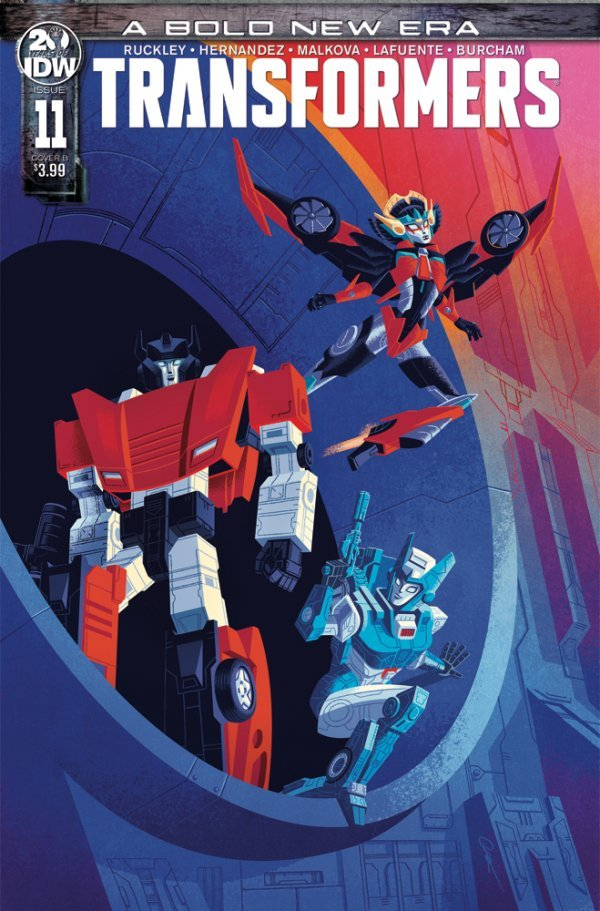 The Transformers #11