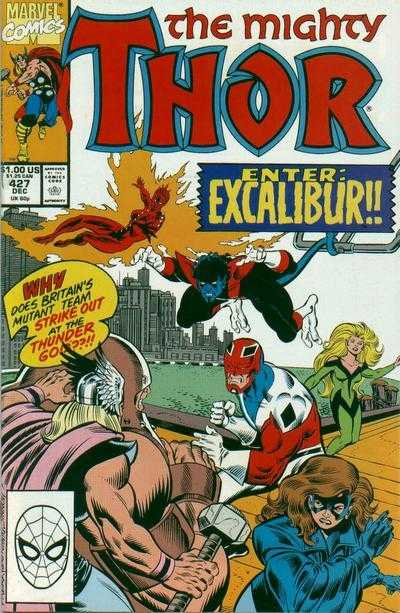 The Mighty Thor #427