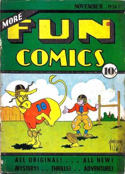 More Fun Comics #15