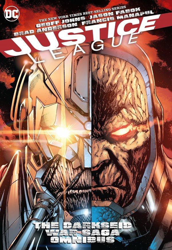 Justice League Darkseid War Saga Omnibus HC