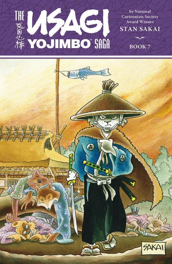 Usagi Yojimbo Saga Vol. 7 TP