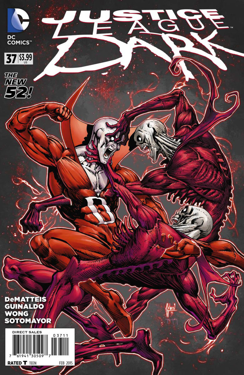 Justice League Dark #37