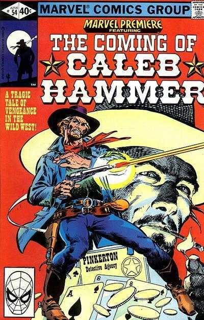 Marvel Premiere #54