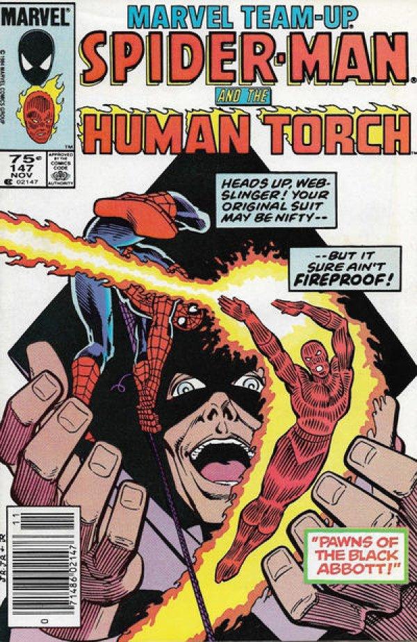 Marvel Team-Up #147