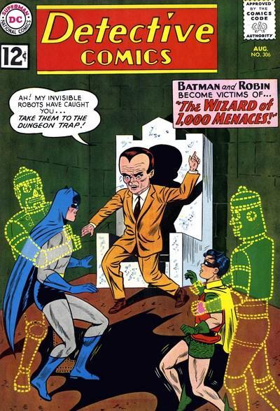 Detective Comics #306