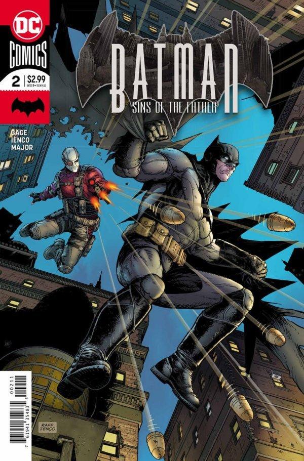 Batman: Sins of the Father #2