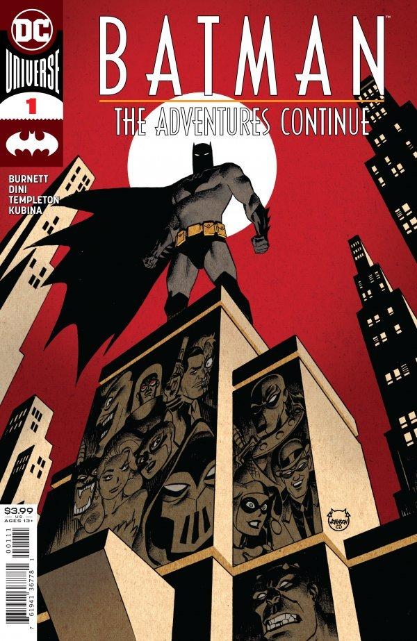 Batman: The Adventures Continues #1 review