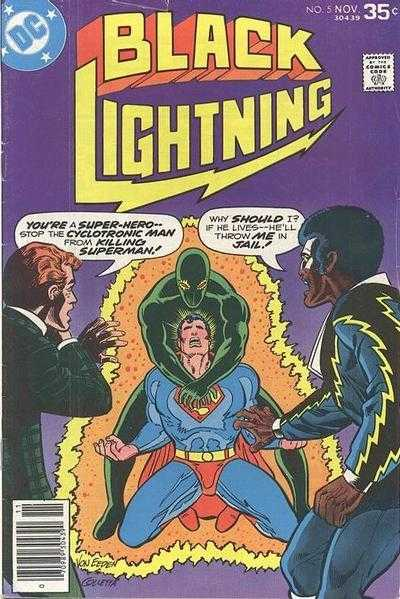 Black Lightning #5