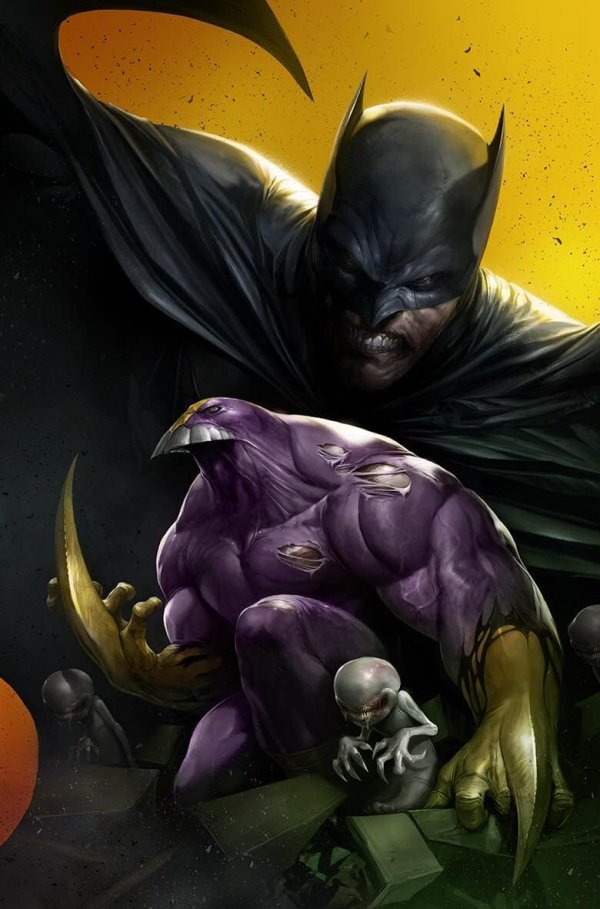 Batman / The Maxx: Arkham Dreams #1