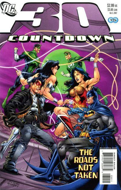 Countdown to Final Crisis #30