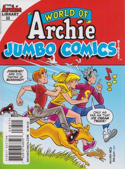 World of Archie Jumbo Comics Digest #88