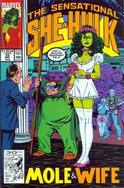 The Sensational She-Hulk #33