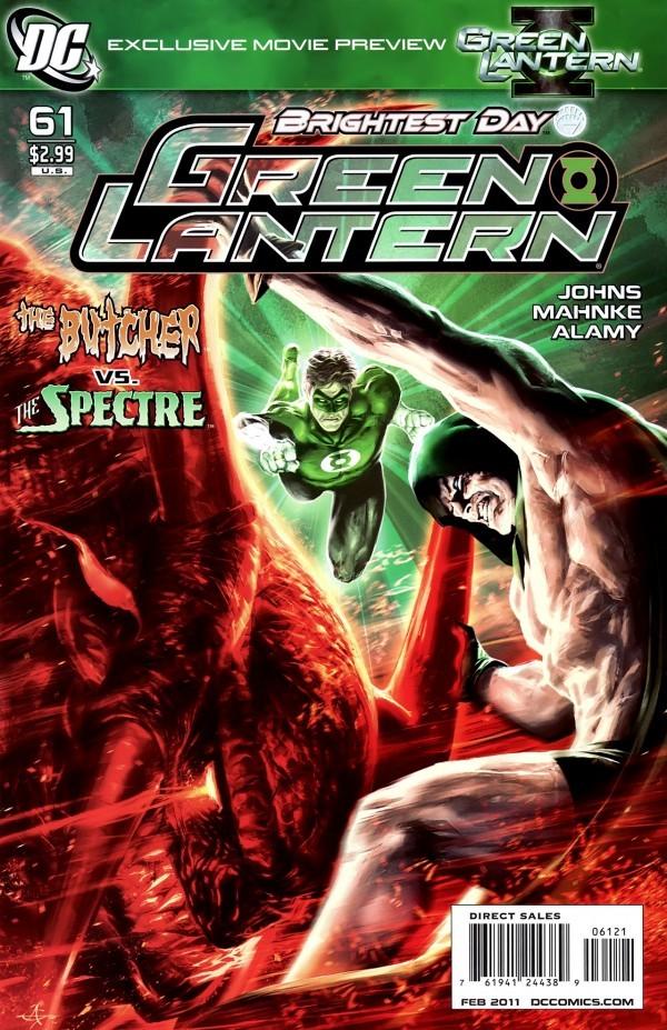 Green Lantern #61