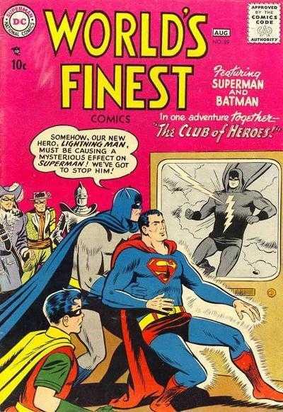 World's Finest Comics #89