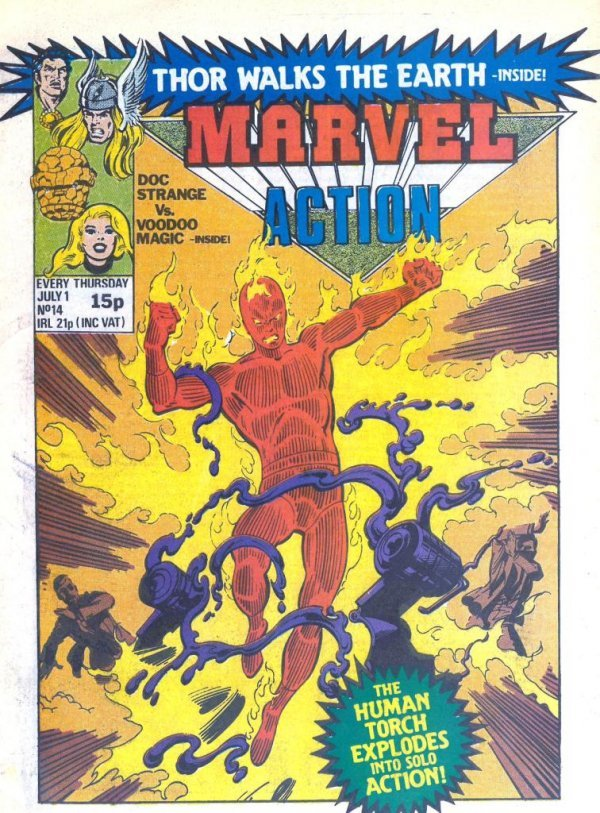 Marvel Action #14