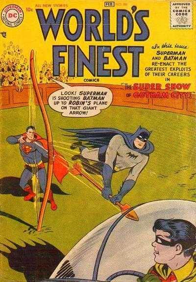 World's Finest Comics #86