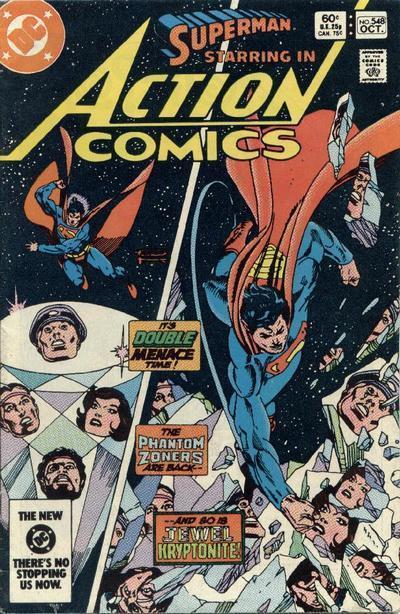 Action Comics #548