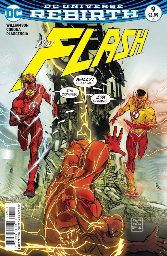 The Flash #9