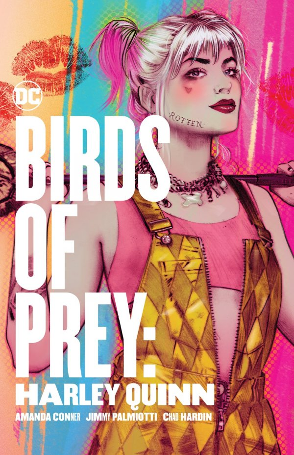 Birds of Prey Harley Quinn TP