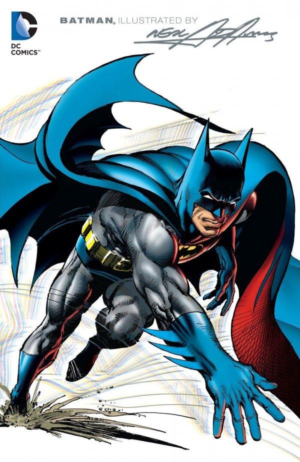 Batman Illustrated By Neal Adams Vol. 1 TP