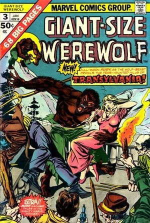Giant-Size Werewolf #3