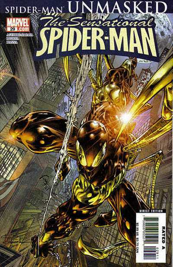 The Sensational Spider-Man #29