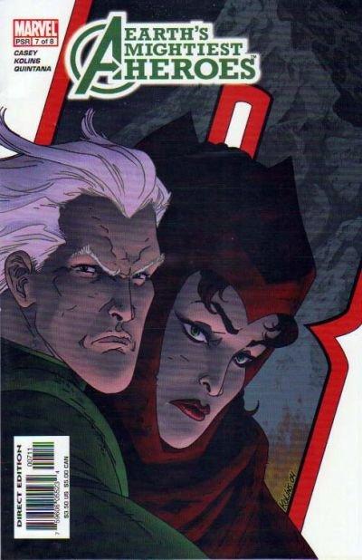 Avengers: Earth's Mightiest Heroes #7