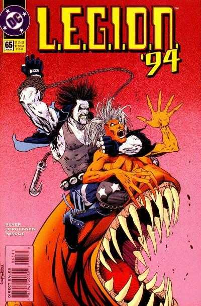 L.E.G.I.O.N. #65