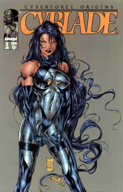 Cyberforce Origins: Cyblade #1